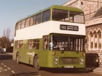 AAP668T in NBC green with white stripe