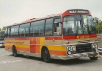 BFM293L with Aintree Coachlines
