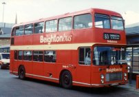 BTU370S in Beighton Bus livery