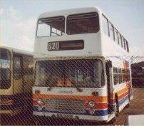 BTU370S in Stagecoach livery