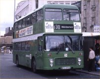 BTU370S in NBC green livery