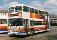 CJH119V in Stagecoach livery