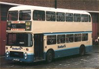 CVF29T in Blue Bus livery