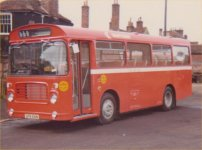GFN561N in NBC red livery