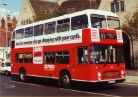 HUD479S in City of Oxford livery