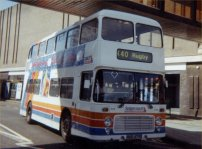 HUD479S in Stagecoach livery