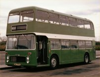 JHL775L in NBC green livery