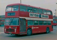 JHL775L in NBC red livery