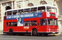 KJO505W in Oxford Bus Company livery