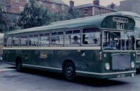 LAE352E in Tilling green livery