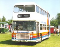 LFJ853W in Stagecoach livery