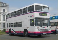 LFJ873W in Barbie 3 livery