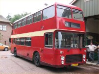 LWG847P with Classic Bus West Nederland