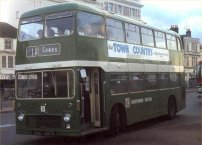 NDL490G in NBC green livery