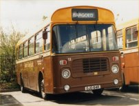 OJD64R with Rhymney Valley