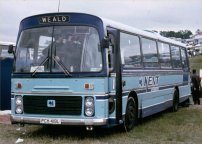 PCH419L with Kent Coach Tours