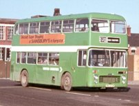 RNV810M in NBC green livery