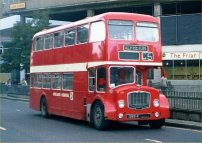 1389R in NBC red livery