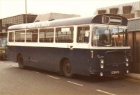 DHW292K in later Blue Saloon livery