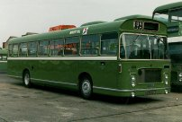 EHU373K in NBC green livery