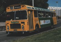 EHU373K in Badgerline livery