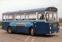 FDV787V in Cornwall Busways experimental livery