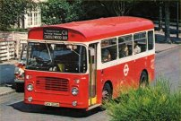 GHV502N in LT red livery