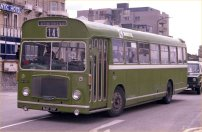 MAE29F in NBC green livery