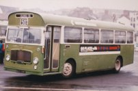 MUO328F in Tilling green and cream livery