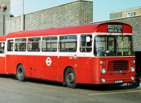 OJD89R with London Transport