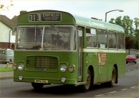 RPH111L in NBC green with London Country