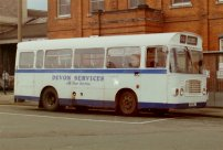 RPH111L in initial Devon Services livery